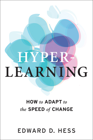 Hyper-Learning - How to Adapt to the Speed of Change - cover