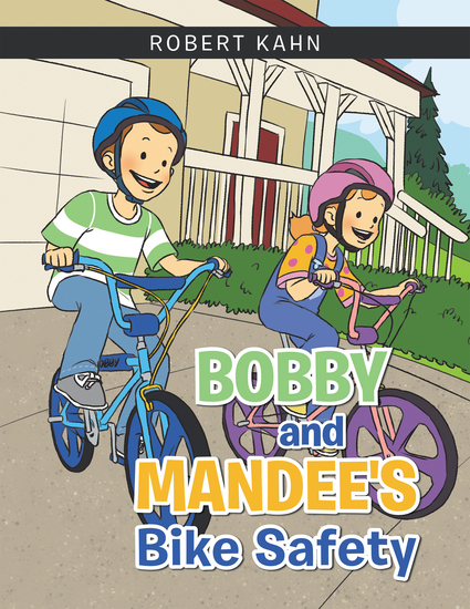 Bobby and Mandee's Bike Safety - cover
