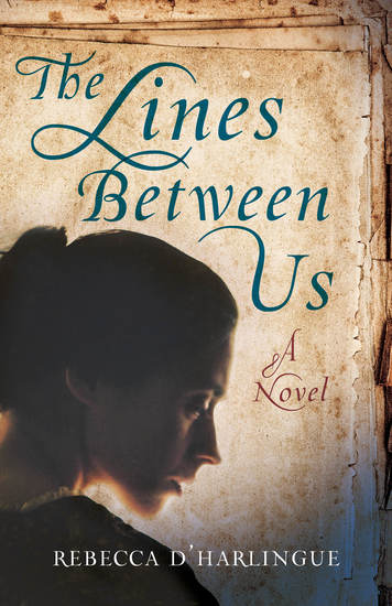 The Lines Between Us - A Novel - cover