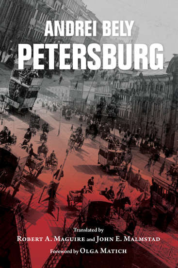 Petersburg - cover