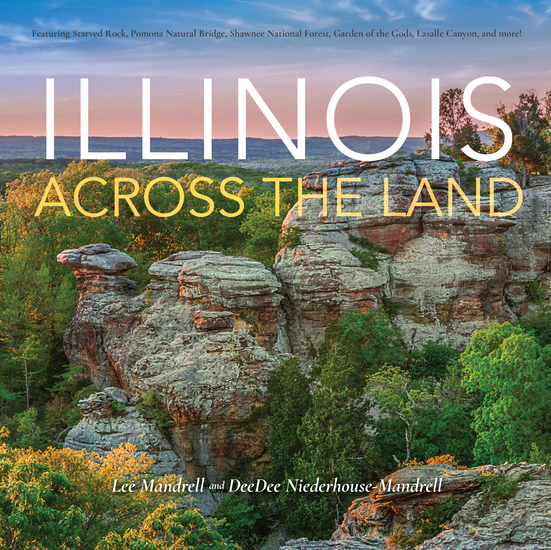 Illinois Across the Land - cover