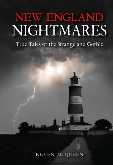 New England Nightmares - True Tales of the Strange and Gothic - cover