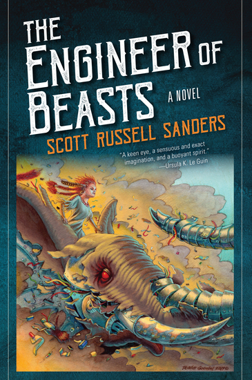 The Engineer of Beasts - A Novel - cover