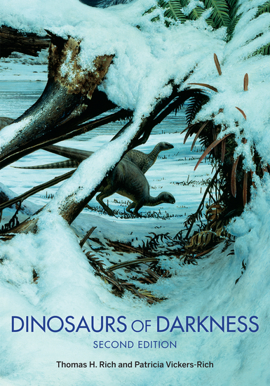 Dinosaurs of Darkness - In Search of the Lost Polar World - cover