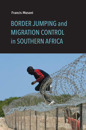 Border Jumping and Migration Control in Southern Africa - cover