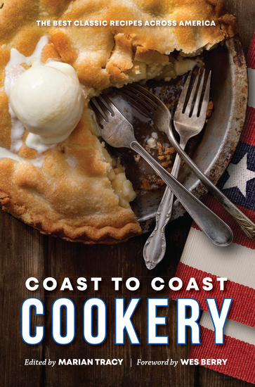 Coast to Coast Cookery - The Best Classic Recipes Across America - cover