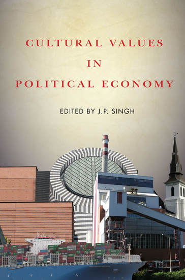 Cultural Values in Political Economy - cover