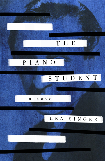 The Piano Student - cover