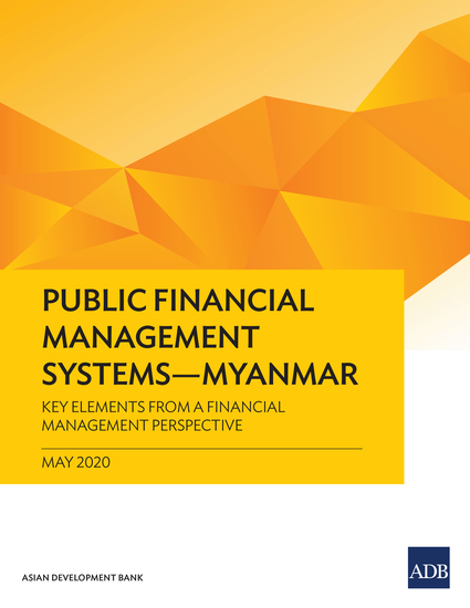 Public Financial Management Systems—Myanmar - Key Elements from a Financial Management Perspective - cover