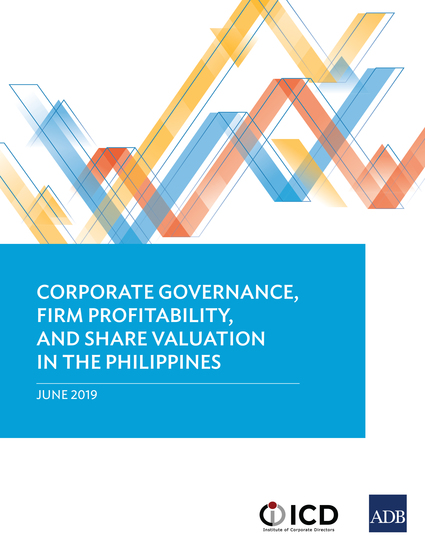 Corporate Governance Firm Profitability and Share Valuation in the Philippines - cover