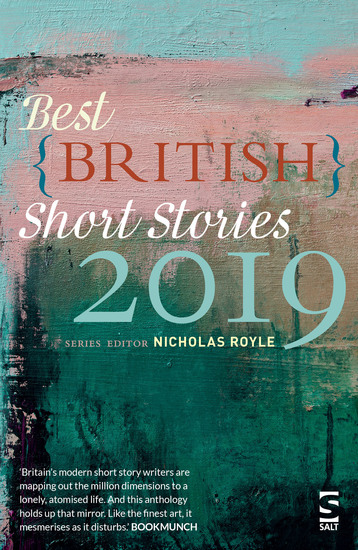 Best British Short Stories 2019 - cover