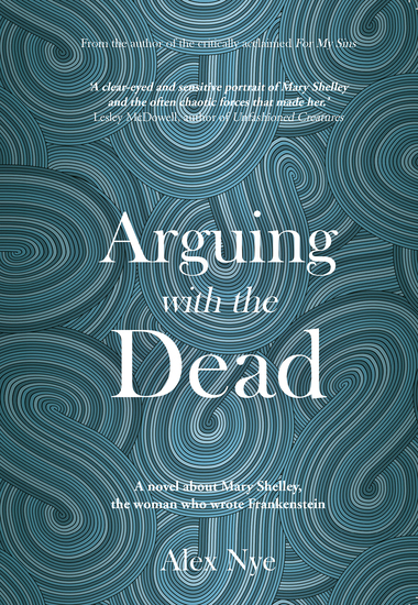 Arguing with the Dead - cover