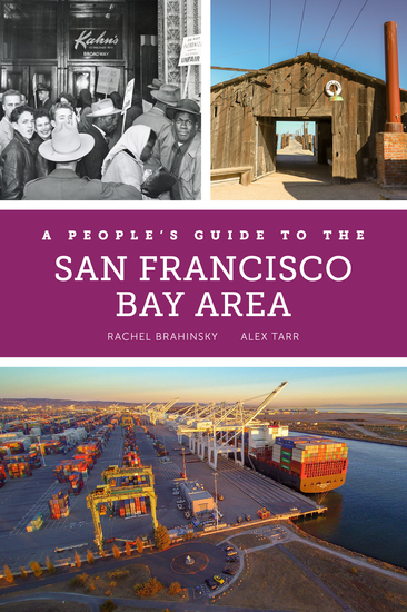 A People's Guide to the San Francisco Bay Area - cover