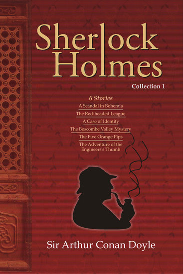 Sherlock Holmes Collection-1 - cover