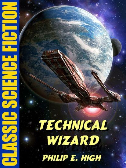 Technical Wizard - cover