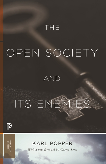The Open Society and Its Enemies - cover