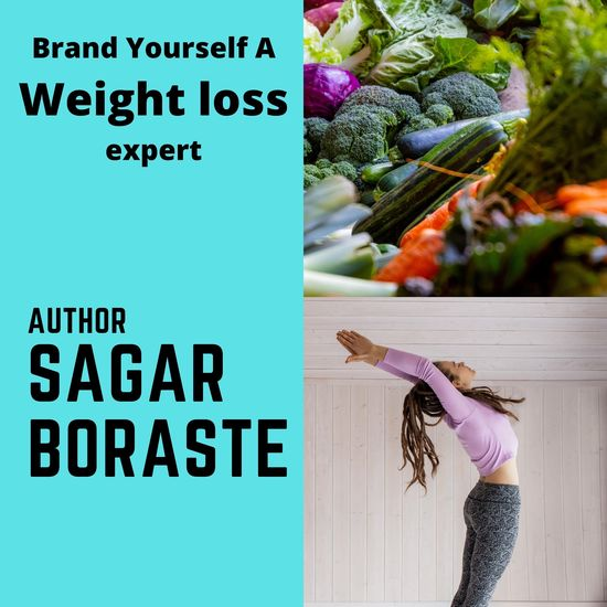 Brand Yourself A Weight Loss Expert - cover