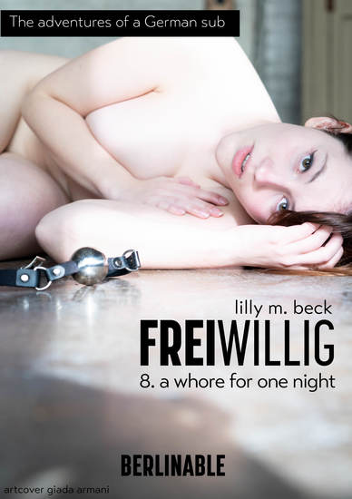 FreiWillig - Episode 8 - A Whore for One Night - cover