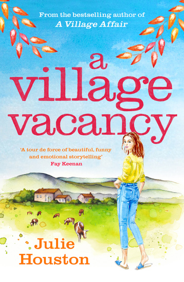 A Village Vacancy - the laugh-out-loud new book from the bestselling author of A Village Affair - cover