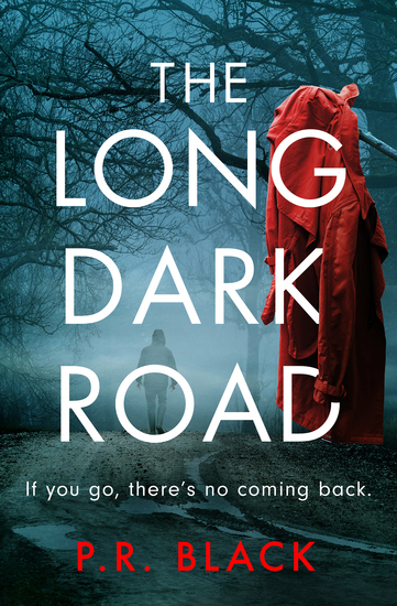The Long Dark Road - an addictive and page-turning thriller - cover