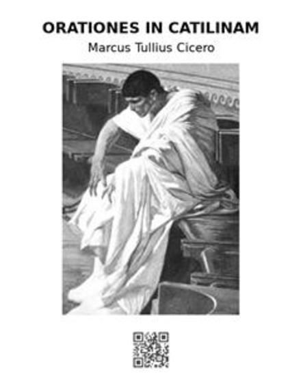 Orationes in Catilinam - cover