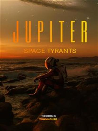 Jupiter Space Tyrants - cover