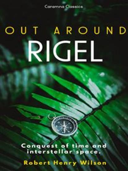 Out Around Rigel - cover