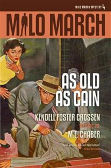 Milo March #4 - As Old As Cain - cover