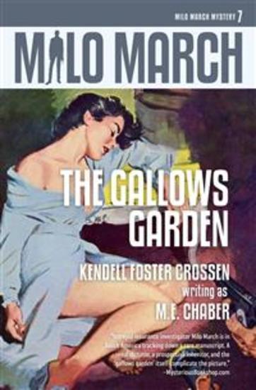 Milo March #7 - The Gallows Garden - cover