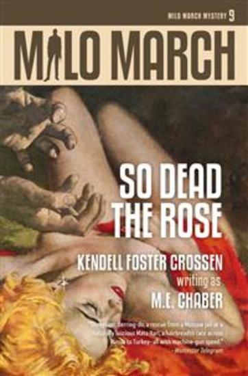 Milo March #9 - So Dead the Rose - cover