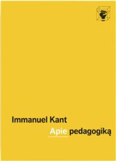 Apie pedagogiką - cover