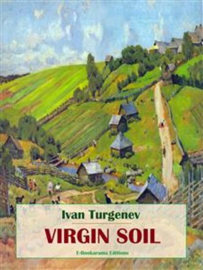 Virgin Soil - cover