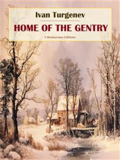 Home of the Gentry - cover