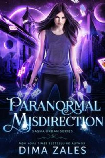 Paranormal Misdirection - cover