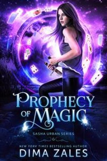 Prophecy of Magic - cover