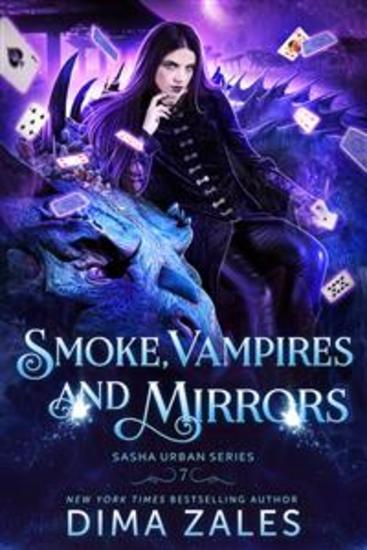 Smoke Vampires & Mirrors - cover