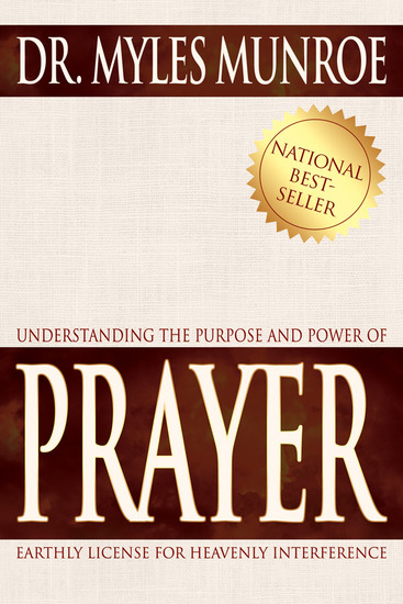 Understanding the Purpose & Power of Prayer Study Guide - cover