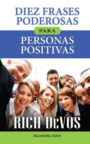 Diez frases poderosas para personas positivas - cover