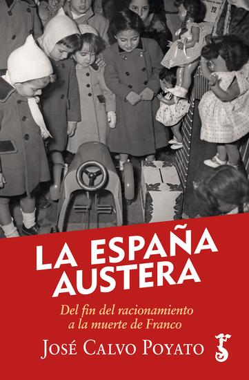 La España austera - cover