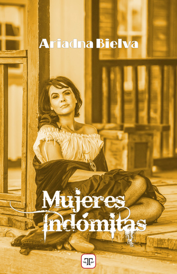 Mujeres indómitas - cover