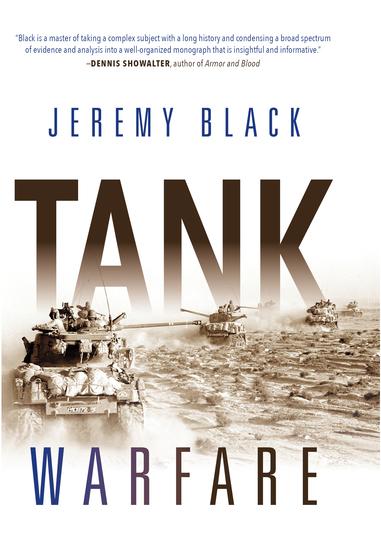 Tank Warfare - cover