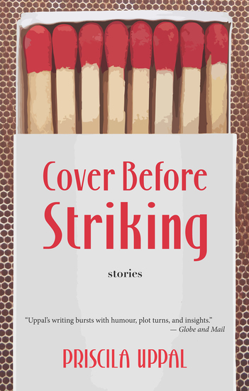 Cover Before Striking - cover