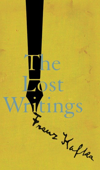 The Lost Writings - cover
