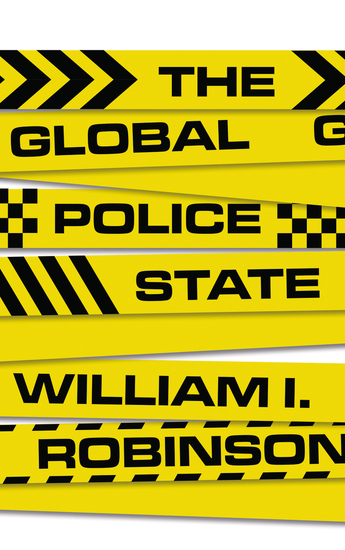 The Global Police State - cover