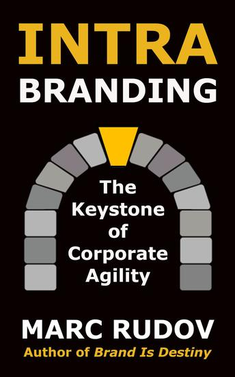 Intrabranding - The Keystone of Corporate Agility - cover
