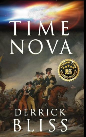 Time nova - cover