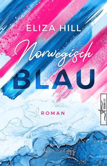 Norwegisch Blau - Liebesroman - cover