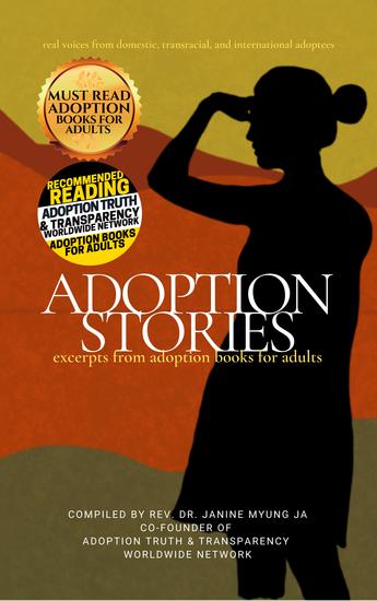 Adoption Stories - Excerpts from Adoption Books for Adults - cover