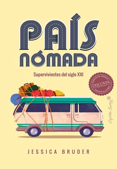 País Nómada - Supervivientes del siglo XXI - cover