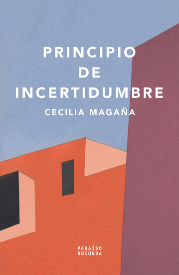 Principio de incertidumbre - cover